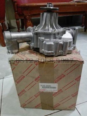 water pump forklift toyota
