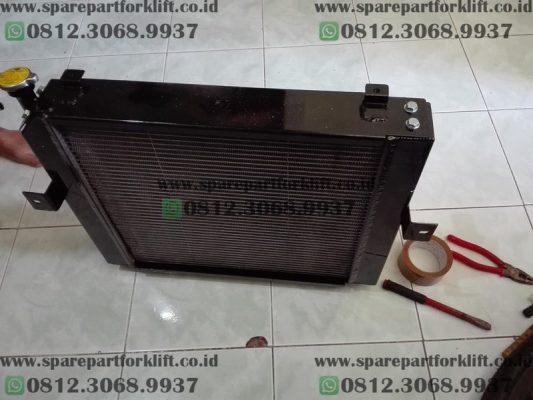 radiator forklift komatsu