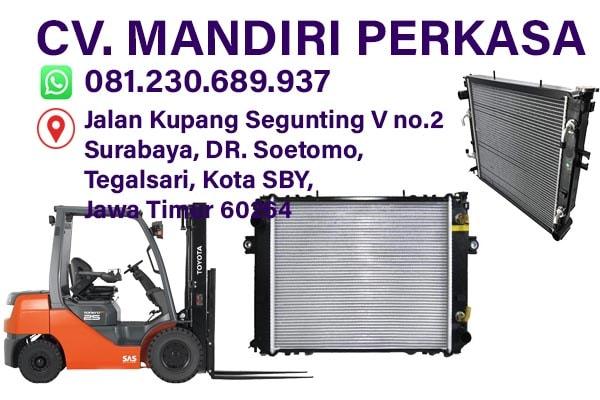 Radiator Forklift