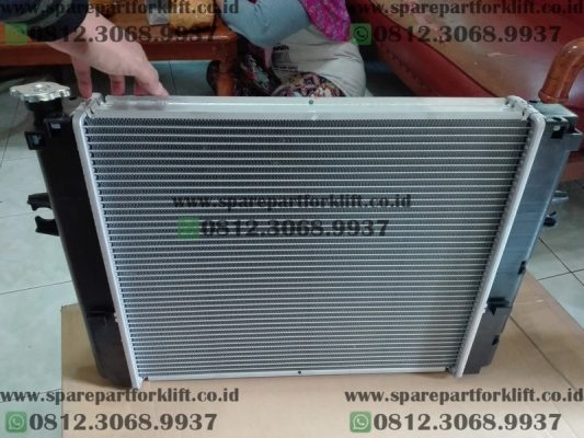 radiator forklift toyota genuine, isuzu, komatsu, mitsubishi (1)