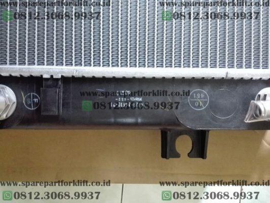 radiator forklift toyota genuine, isuzu, komatsu, mitsubishi
