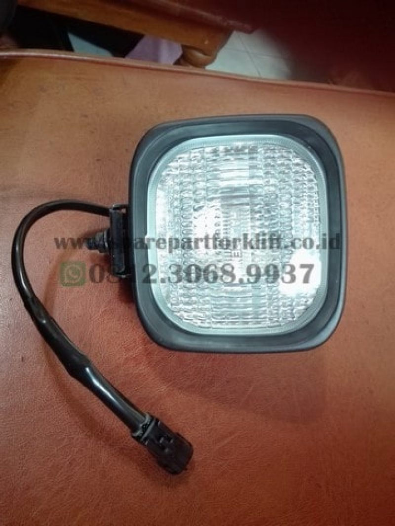 Jual Lampu Safety Forklift, Bohlam Forklift, Lampu Indikator
