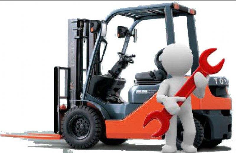 TIPS Perbaikan Forklift dan Perawatan yang Efektif